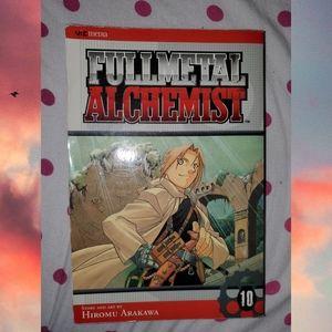 Fullmetal Alchemist Volume 10 manga